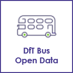 Transport for the North bus operator icon