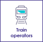Transport for the North train operator icon