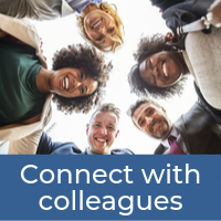 Connect with colleagues