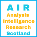 Analysis, Intelligence and Research (AIR) - Scotland