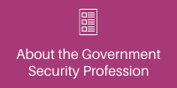 About the Government Security Profession