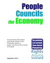 People, Councils and the Economy