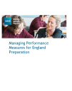 Managing Performance Indicators Overview of the Process