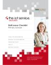 Staff Leaver Checklist v2.0_May 2017