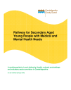 Pathway for Secondary Aged Young People with Medical and Mental Health Needs (To be reviewed Jan 2016) (2.1)