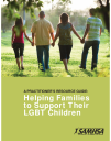 A practitioner's resource guide - Helping families to support their LGBT children – SAMHSA (USA)
