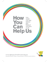 How You Can Help Us (How adults can help Lesbian, Gay, Bisexual and Trans youth) - Cliodhna Devlin, LGBT Youth North West and Children in Need