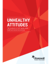Unhealthy attitudes – the treatment of LGBT people within health and social care services