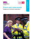 Police and Crime Panels - Guidance November 2011