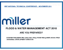 Developer's presentation on the Flood and Water Management Act 2010