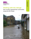 LGA report Dealing with the deluge - how councils supported their communities during the 2012 floods