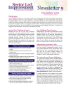 East Midlands sector led improvement newsletter