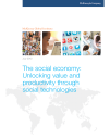 McKinsey Global Institute- The social economy unlocking value and productivity through social technologies