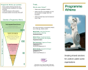 Programme Athena Brochure - June 2013
