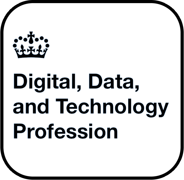 Digital, Data and Technology (DDaT) - Profession Logo