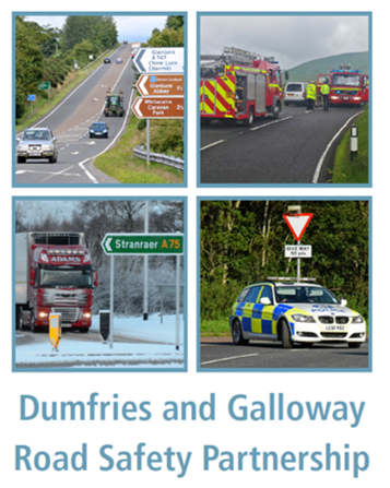 Dumfries and Galloway Road Safety Partnership Logo