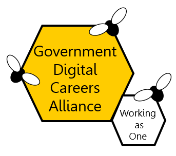 Government Digital Careers Alliance (GDCA) Logo