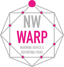 NW Warning, Advice and Reporting Point (NW WARP) Logo