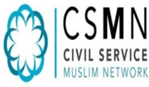 Civil Service Muslim Network Logo
