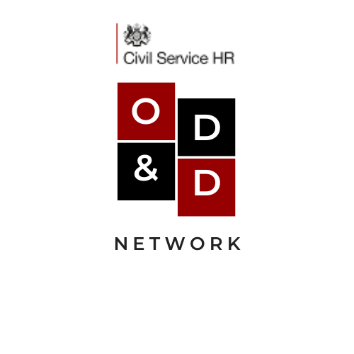 Civil Service Organisation Development & Design Network Logo