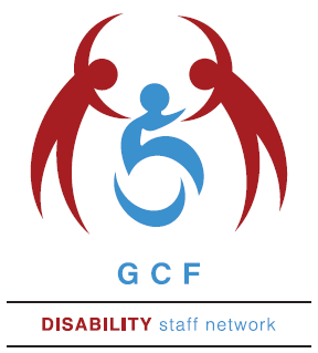 GCF Disability Network Logo