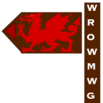 Welsh Rights of Way Management Working Group (WROWMWG) Logo