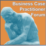Business Case Practitioner Forum Logo